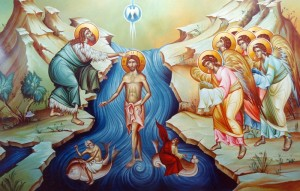 神顯節:生命之泉 Theophany: The Fountain of Life
